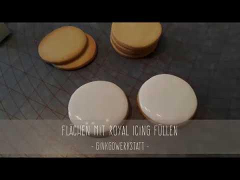 Kekse füllen