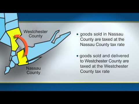 NYS Sales Tax Rates and Jurisdictions