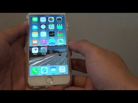 iPhone 6: How to Enable / Disable Lock Screen Sound
