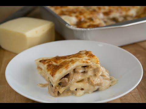 Chicken Lasagna Recipe | How To Make Chicken Lasagna | SyS