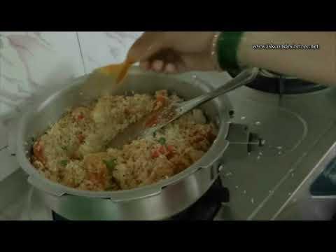 Recipe   Vegetable Pulao
