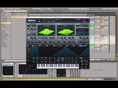 How to make fat synth sounds -