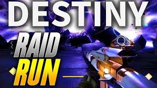 Destiny 2: LEVIATHAN RAID RUN! (Destiny 2 Leviathan Raid Gameplay)