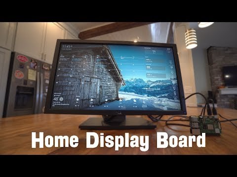 Xxx Mp4 Intro To Home Display Boards Dakboard And MagicMirror 3gp Sex