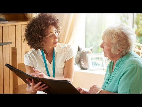 A Day in the Life of a Home Health Aide