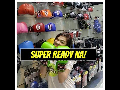 SUPER READY NA! -debbiesantosvlogs
