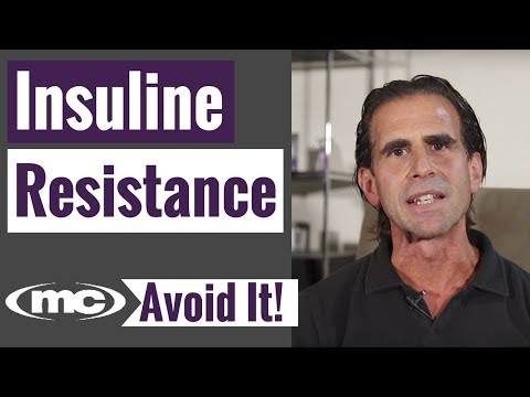 How To Avoid Insulin Resistance
