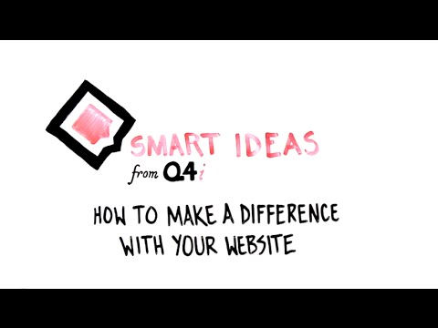 How to Make a Difference with Your Insurance Agency Website