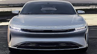 Lucid Air (2019) Tesla Model S killer [YOUCAR]