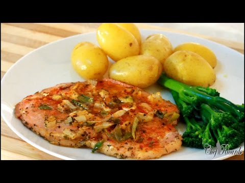 The salmon in baking you do oven cook how