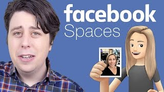"Facebook Spaces PARODY - ""Kevin Spaceys"""