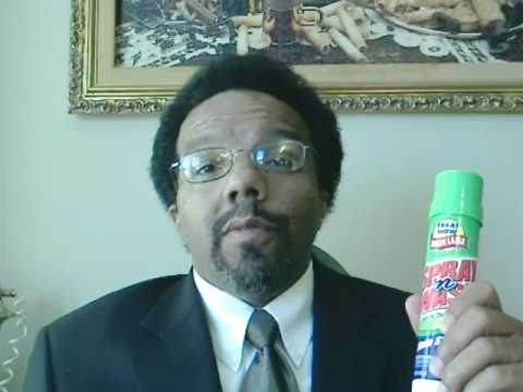 Spray N Wash stain remover stick. This Stuff Is Great!!! - That's Right I Said It!