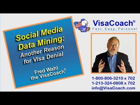 Fiance Visa Denial due to Social Media Data Mining