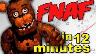 The History of Five Nights at Freddy