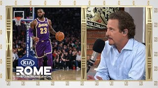 LeBron BLASTS Magic For Quitting on Lakers   The Jim Rome Show