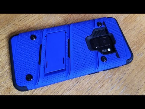 ZIZO Bolt Galaxy S9 Case Review - Fliptroniks.com