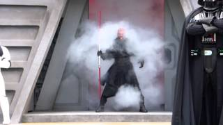 Jedi Training (Highlights Only) at Star Wars Weekends 2015 Three cameras/GoPro