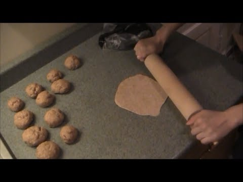 How to Make Homemade Whole Wheat Tortillas