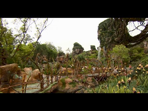 Sneak Peek: Disney's Pandora - The World of Avatar