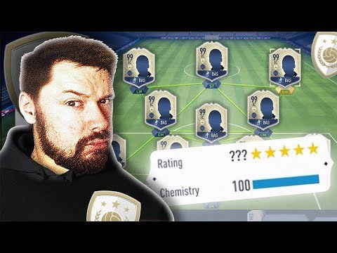FULL WORLD CUP ICON SQUAD BUILDER! - FIFA 18 World Cup Ultimate Team