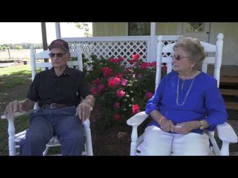 Pierce County Farmer Still Going Strong As He Nears 100