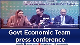 Good News about economy   Govt Economic Team press conference today   11 Nov 2019