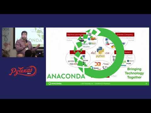 Travis Oliphant - Python Communities (PyTexas 2017 Keynote)