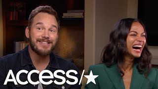 Download 'Avengers: Infinity War's' Chris Pratt Would Rather Talk About Bass Fishing Than His Divorce Video