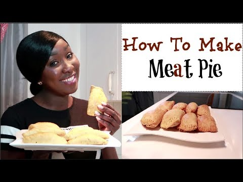 How To Make Meat Pie | Ghanaian Version | Milly Onyaye