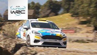 Junior WRC - Corsica linea - Tour de Corse 2019: Highlights SUNDAY