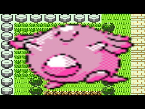 How to find Chansey in Pokemon Gold and Silver