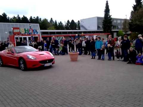 Ferrari days - LEGOLAND Denmark