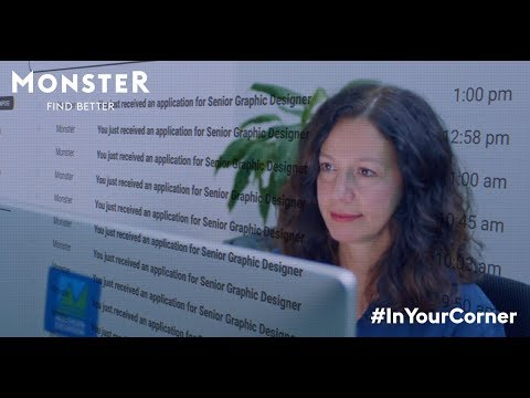 Get your job offer in front of the right talent with Monster Power Job Ad.