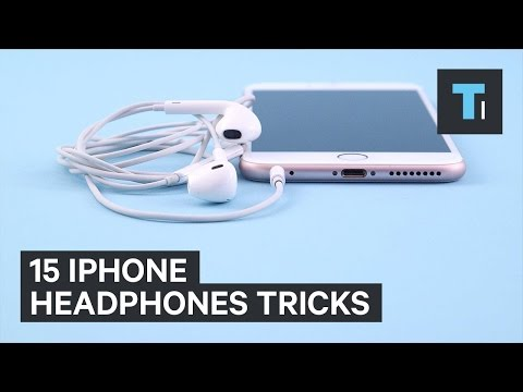 15 iPhone Headphone Tricks