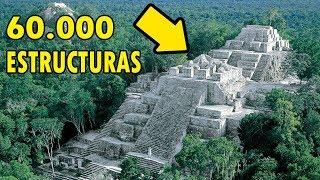 Descubren una Inmensa Ciudad Maya en la Selva de Guatemala