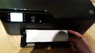 Fixing a Paper Jam   HP Deskjet 3520 e-All-in-One Printer