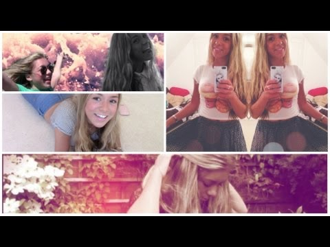 Whats On My iPhone 5 and iPod + How I Edit My Instagram Photos!