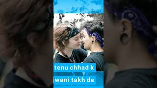 Tenu Vekh Vekh Pyar Kardi Full Screen Status Video MP4 3GP Full HD