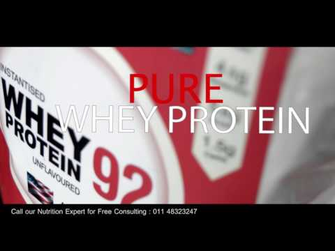 100% Pure Whey Protein. Sinew Nutrition- Raw Whey Protein 80 and 92.