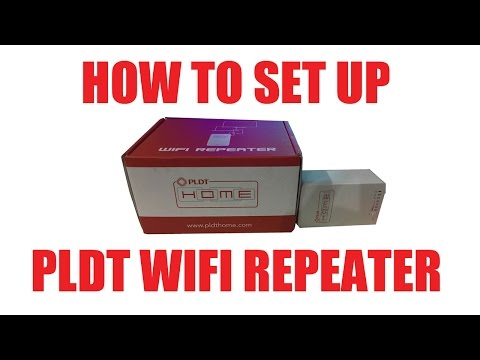 How to Setup PLDT Home WiFi Repeater (Prolink PWN3701)