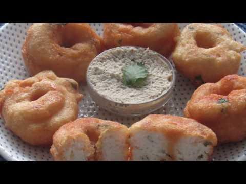 Vada | Medu Vada | Crispy Vada | Breakfast recipe