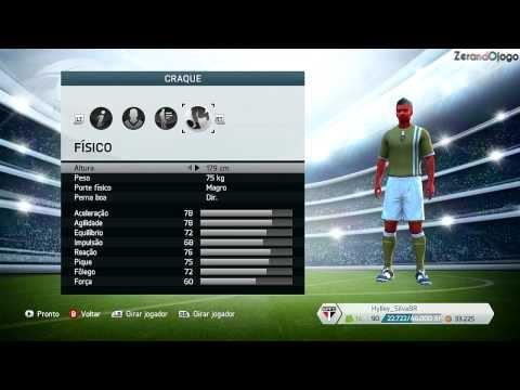 FIFA 14 : Pro Club (TUDO SOBRE) Create the pro
