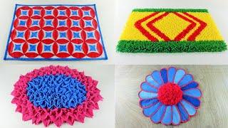 5 Smart Doormat at Home 🚲 Creative Doormat Designs ☔ Top 5 Doormat Ideas !