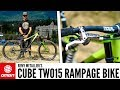 Remy Metallier's Cube Two15   GMBN Pro Bikes