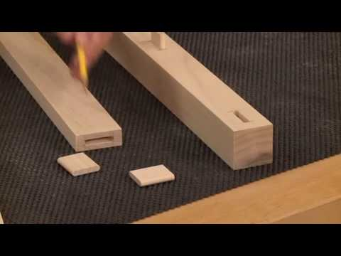 HOW-TO: Loose Tenon Joinery - PART 1