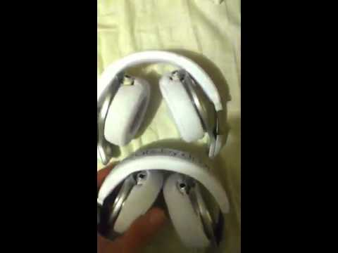 Beats by Dr Dre Pro white FAKE vs REAL