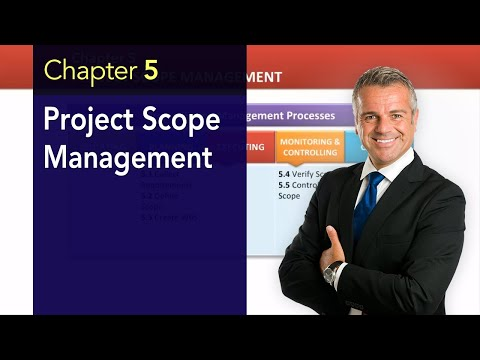 Chapter 5: Project Scope Management - Overview | What is PMP?