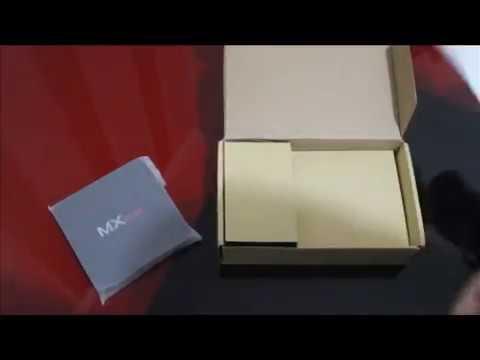 فتح صندوق MX PLUS IPTV BOX