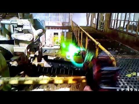 ray gun in first round