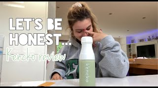 100% HONEST REVIEW of Kencko Smoothies- Pros and CONS | Fiona Tries